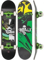 GLOBE Mt Warning Mini Air Skateboard complete 7.0