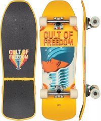 GLOBE 30 Blaster Cult of Freedom/Wavehead Cruiser Complete