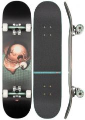 GLOBE G2 On the Brink Halfway There Skateboard complete 7.75