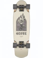 GLOBE 27 Trooper Off-White/Rose Cruiser Complete