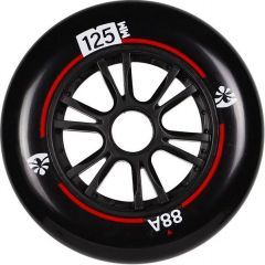 FLYING EAGLE SPEED WHEELS BLACK 125MM 8PCS