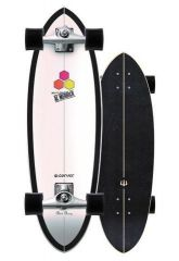 Carver 31.75 CI Black Beauty Surfskate Complete