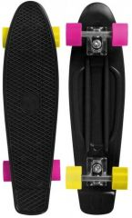 Choke Skateboards Shady Lady Juicy Susi 22.5x6 Black