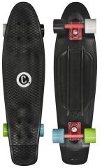 CHOKE SKATEBOARDS Big Jim 28*7.5 Black