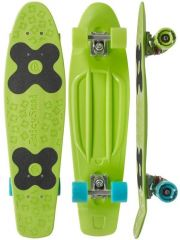 CHOKE SKATEBOARDS Big Jim 28*7.5 green