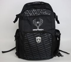 FLYING EAGLE SKATE BACKPACK BLACK/WHITE