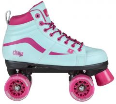 CHAYA GLIDE TURQUOISE ROLLER SKATES