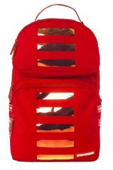 Sprayground Red Hologram Trooper Backpack