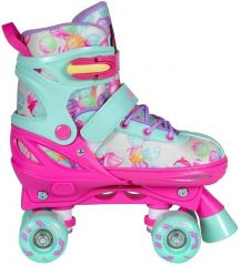 PLAYLIFE LOLLIPOP KIDS ROLLER SKATES