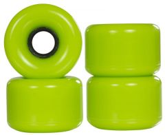 גלגלים לסקייטבורד Powerslide Longboard Wheels 70*51 78A green, 4-Pack