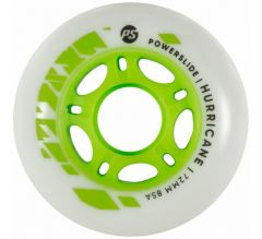 POWERSLIDE Hurricane Wheels 72MM 85A 4pcs