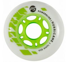 POWERSLIDE Hurricane Wheels 76MM 85A 4pcs