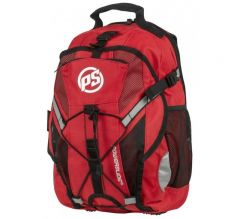 POWERSLIDE BAGS Fitness Backpack Red
