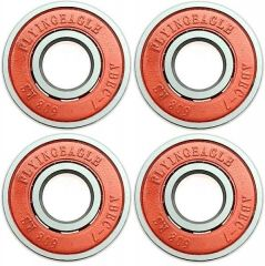 FLYING EAGLE ABEC7 608 BEARINGS 4 PCS SET