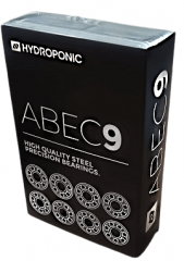 High Quality Steel Precision Bearings ABEC9 Black
