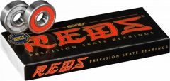 מיסבים Bones REDS Skateboard Bearings 8 pack