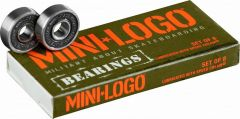 מיסבים Mini Logo Bearings Series 3 8mm 8pk