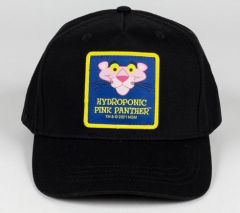 HYDROPONIC PINK HEAD PIRATE BLACK CAP