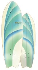 CARVER 30 Emerald Peak 2020 DECK ONLY