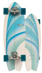 Carver 30 Emerald Peak Surfskate Complete