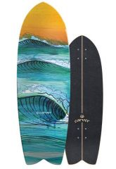 Carver 29.5 Swallow Surfskate DECK ONLY