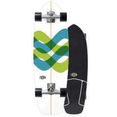 CARVER TRITON 31 SIGNAL SURFSKATE COMPLETE