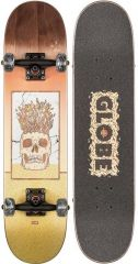 GLOBE Celestial Growth Mini Skateboard complete 7.0