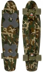 CHOKE SKATEBOARDS Big Jim 28*7.5 camo