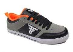 Fallen Clipper SE Cement Grey/Black Shoes