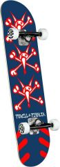 Powell Peralta Vato Rats One Off Navy Birch Complete Skateboard 8.25
