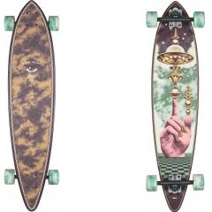 Longboard 37.5 GLOBE Pintail 37 The Launcher Complete