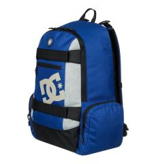 תיק גב סקייט DC The Breed 26L - Medium Backpack for Men Blue