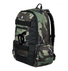 תיק גב סקייט DC The Breed 26L - Medium Backpack for Men Camo