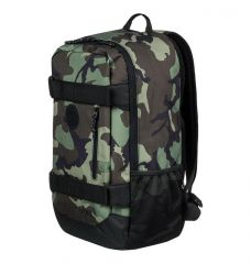תיק גב סקייט DC Clocked 18L - Medium Backpack for Men Camo