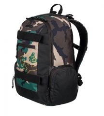 תיק גב סקייט DC The Breed 26L - Medium Backpack for Men GRW6