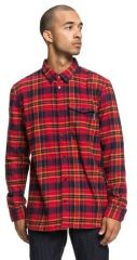 DC Marsha Long Sleeve Flannel Shirt