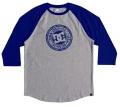 DC Research 3.4 raglan TEE XBBS