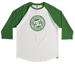 DC Research 3/4 raglan TEE XGGW