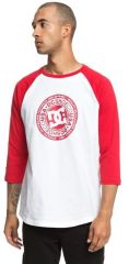 DC Research 3/4 raglan TEE XRRW