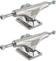 ENUFF DECADE PRO SATIN NATURAL Trucks 139 (Set of 2)