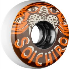 גלגלים לרולרבליידס Eulogy Sochiro Kanashima Vintage 58mm x 90A Wheels 4pk