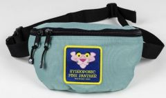 HYDROPONIC FANNY PACK PANTHER HEAD MINERAL BLUE
