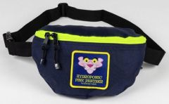 HYDROPONIC FANNY PACK PANTHER HEAD NAVY