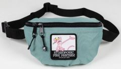 HYDROPONIC FANNY PACK PANTHER SHOW MINIRAL BLUE