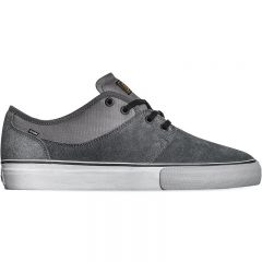 Globe Mahalo Charcoal Wax Shoes