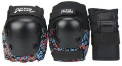 FLYING EAGLE ARMOR JUNIOR COLORFUL 3 PACK