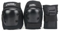 FLYING EAGLE ARMOR JUNIOR PROTECTOR BLACK