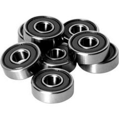 GLOBE Abec 7 Skateboard Bearings  8 pack