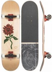 GLOBE G2 Bloom Natural Skateboard complete 8.00