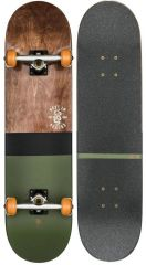 GLOBE G2 Half Dip 2 Dark Maple Hunter Green Skateboard complete 8.00